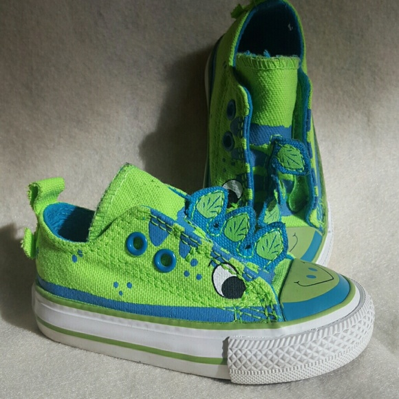 Converse Other - CONVERSE ALL🌟STAR DINOSAUR SHOES